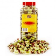 Tilleys Choc Limes Fruit Chocolate Flavour Hard Bolled Sweets 1kg Wedding Party