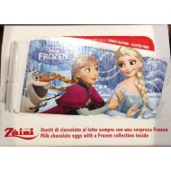 Zaini Disney Frozen Chocolate Surprise Eggs - Collection Inside 24 Pieces Full Box