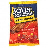 Jolly Rancher Hard Candy Cinnamon Fire, 198g Unit Count: 12