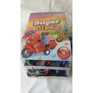 Sweet Toys Super Bike 12 Piece Box