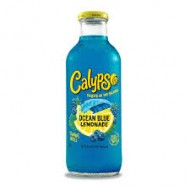 Calypso Ocean Blue Lemonade 591ml – Case Unit Count: 12