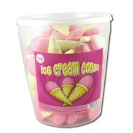 Candy House Ice Cream Cones 75 Pieces 75s