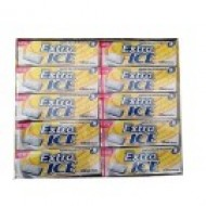 Wrigley Extra Ice Citrus Chewing Gum New 30 Packs