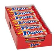 Daim Chocolate Bars Box Of 36