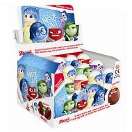 New Zaini Disney Inside Out Chocolate Surprise Eggs 12 Pieces
