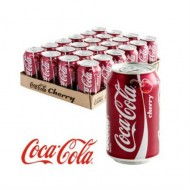 Coca Cola Cherry 330ml 24 X Cans