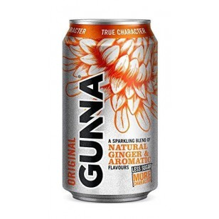 Gunna Drinks Original 330ml Cans By Gunna. Price Is For A Pack Of 24