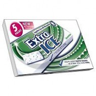 Wrigley Extra Ice Spearmint Gum 5 In Pack Total 6 Packs - 30 Pieces In Total