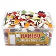Haribo Fruity Frogs 300 Pack