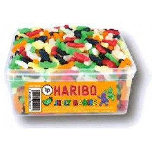 Haribo Jelly Babies - 600 Pack