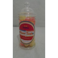 Gift Jars Of Retro Sweets - Victorian Jars Pear Drops