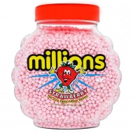Millions Jar Strawberry 2.27kg