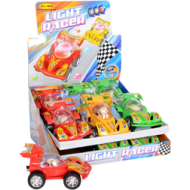 Light Racer Sweet Toys 12 Piece Box