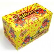 Millions Mini Tubes Cola Flavour 30 Pack