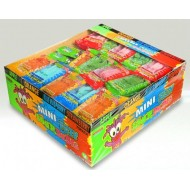 Mini Fizzy Sour Dudes 75 Packets