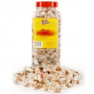 Tilleys Mint Humbugs Flavoured Hard Bolled Sweets With A Toffee Centre 1kg