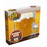 Giant Candy Gummy Beer Tankard, 800 g Novelty Sweets