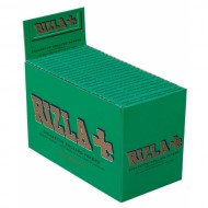 Rizla Green Regular Papers 100 Booklets