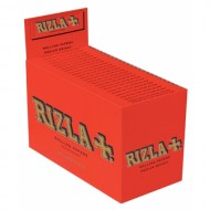 Rizla Red Regular Papers 100 Booklets