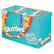 New Skittles Confused Full Box 36 Packs Retro Sweet