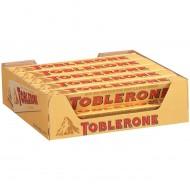 Toblerone Milk 100g Box Of 20