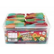 SWEETZONE TUTTI FUTTI BOTTLE HMC HALAL SWEETS (60 PIECES)