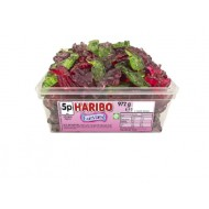 HARIBO Fairyland Fruit Gums 120 x  tub