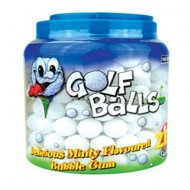 Zed Candy Bubblegum Golf Balls Tub Of 180