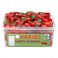 HARIBO HAPPY CHERRIES - 120 PACK