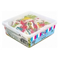 Vidal Tubs Jelly Sharks (120 pieces)