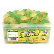 Sweetzone PINEAPPLES HMC approved Halal sweets 960g (120 Pieces)