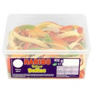 HARIBO YELLOW BELLIES SNAKES - 30 PACK