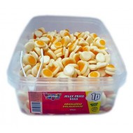 Heavenly Delights Jelly Fried Eggs Tub Of 600 Pcs *Halal Hmc Certified