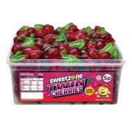 Sweetzone Halal Twin Cherries (120 Pieces) Hmc