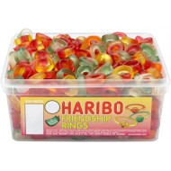 Haribo Friendship Rings 300 Pack