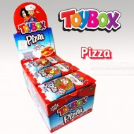 Toybox Pizza Jelly Candy Halal 20 Gr X 24 Pack