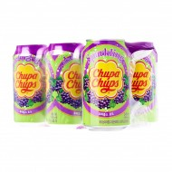 Chupa Chups Sparkling Grape 345ml Unit Count: 24