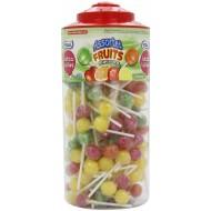 Vidal Lotta Lollies Assorted Flavours (Pack Of 1, Total 150 Pieces