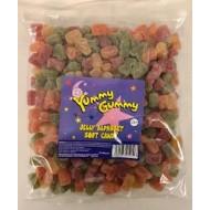 Yummy Gummy Sugar Halal Alphabet Letters 1kg Bag